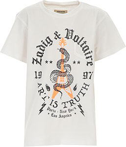 Zadig & Voltaire T-Shirt Garçon - Spring - Summer 2021