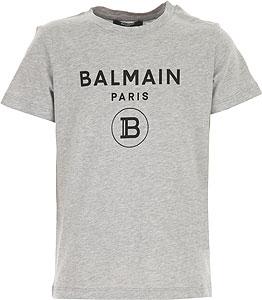 Balmain T-Shirt Garçon - Spring - Summer 2021