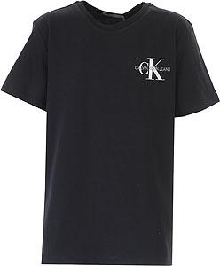 Calvin Klein T-Shirt Garçon - Spring - Summer 2021
