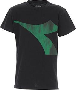 Diadora T-Shirt Garçon - Spring - Summer 2021