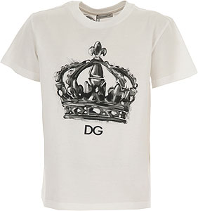 Dolce & Gabbana T-Shirt Garçon - Spring - Summer 2021