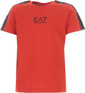 Emporio Armani T-Shirt Garçon - Spring - Summer 2021