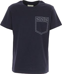 Fendi T-Shirt Garçon - Fall - Winter 2021/22
