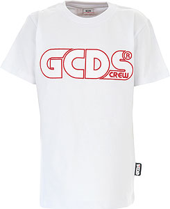 GCDS T-Shirt Garçon - Spring - Summer 2021