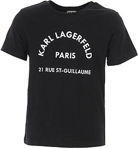 Karl Lagerfeld T-Shirt Garçon - Spring - Summer 2021
