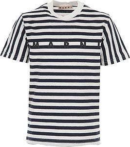 Marni T-Shirt Garçon - Spring - Summer 2021
