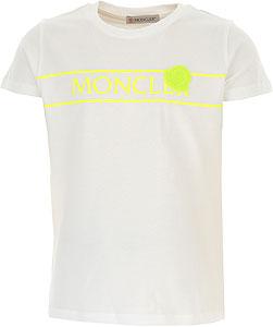Moncler T-Shirt Garçon - Spring - Summer 2021