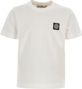 Stone Island T-Shirt Garçon - Fall - Winter 2021/22