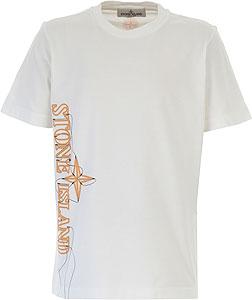 Stone Island T-Shirt Garçon - Spring - Summer 2021
