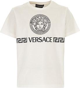 Versace T-Shirt Garçon - Spring - Summer 2021