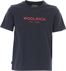Woolrich T-Shirt Garçon - Spring - Summer 2021