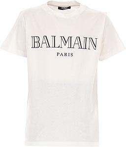 Balmain T-Shirt Garçon - Fall - Winter 2021/22