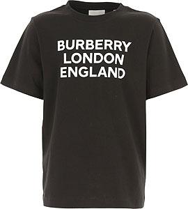 Burberry T-Shirt Garçon - Fall - Winter 2021/22