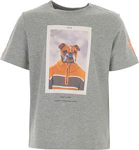 Burberry T-Shirt Garçon