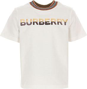 Burberry T-Shirt Garçon - Spring - Summer 2021