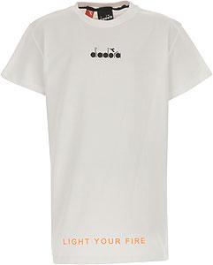 Diadora T-Shirt Garçon