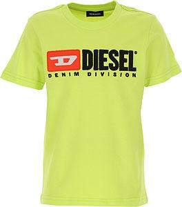 Diesel T-Shirt Garçon
