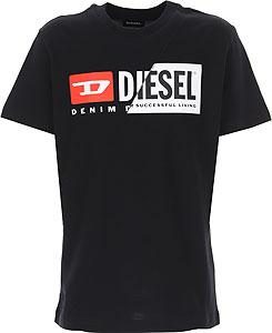 Diesel T-Shirt Garçon - Fall - Winter 2021/22