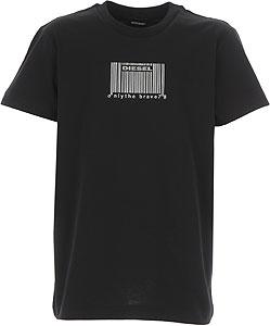 Diesel T-Shirt Garçon - Spring - Summer 2021