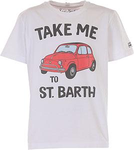 Mc2 Saint Barth T-Shirt Garçon