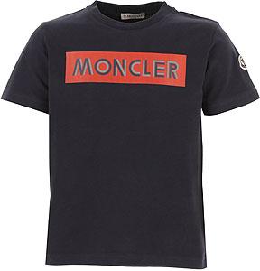 Moncler T-Shirt Garçon