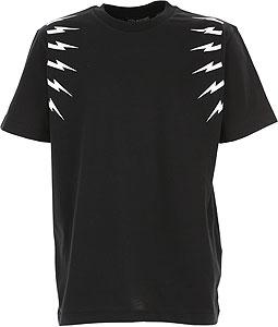 Neil Barrett T-Shirt Garçon