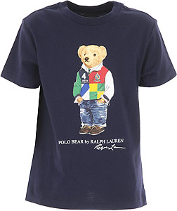 Ralph Lauren T-Shirt Garçon - Spring - Summer 2021
