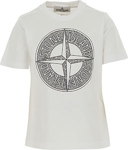 Stone Island T-Shirt Garçon