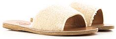 Ancient Greek Sandals Chaussure Femme