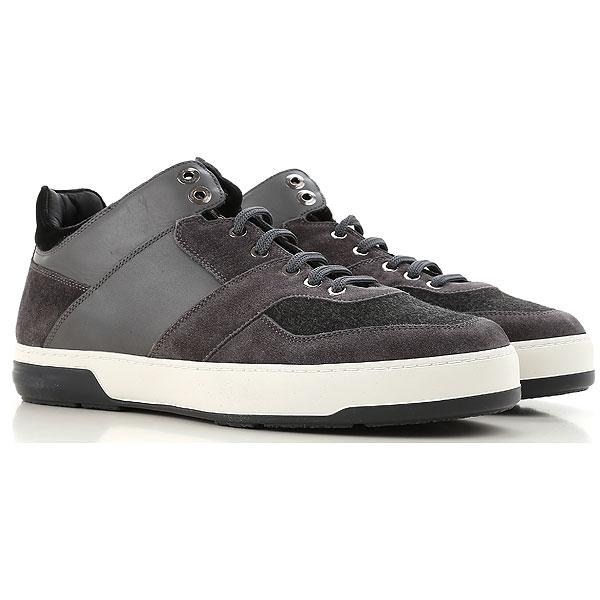 fcffef5f292636 Chaussures Homme Salvatore Ferragamo, Code produit: monroe-679076-graphite