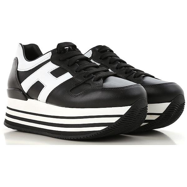 meilleur service bbe97 ea8a1 Chaussures Femme Hogan, Code produit: hxw2830t548hqk0002--