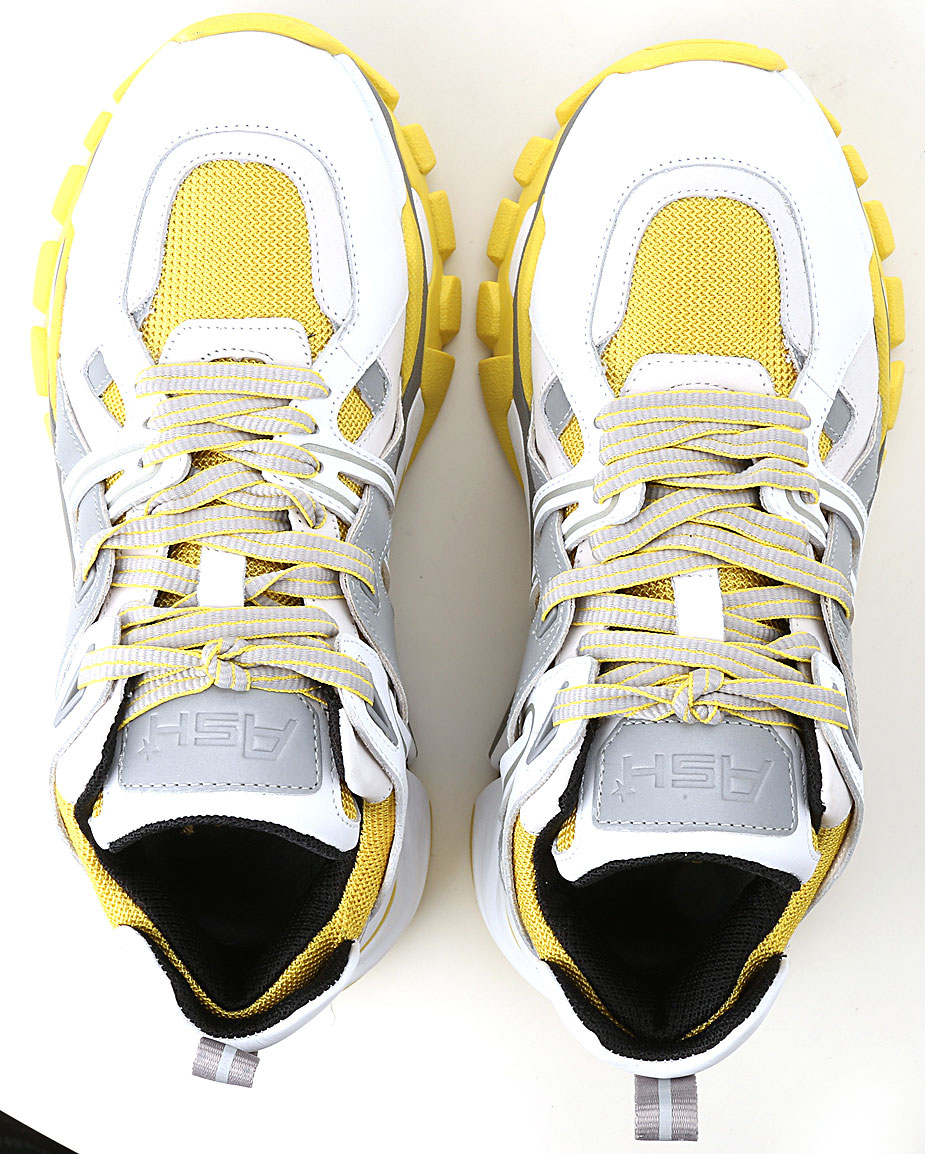 Ash Chaussures Flash01 7qpwt White Code Femme Produit Yb6gyf7