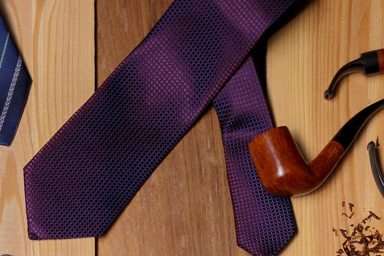 Cravates Ermenegildo Zegna