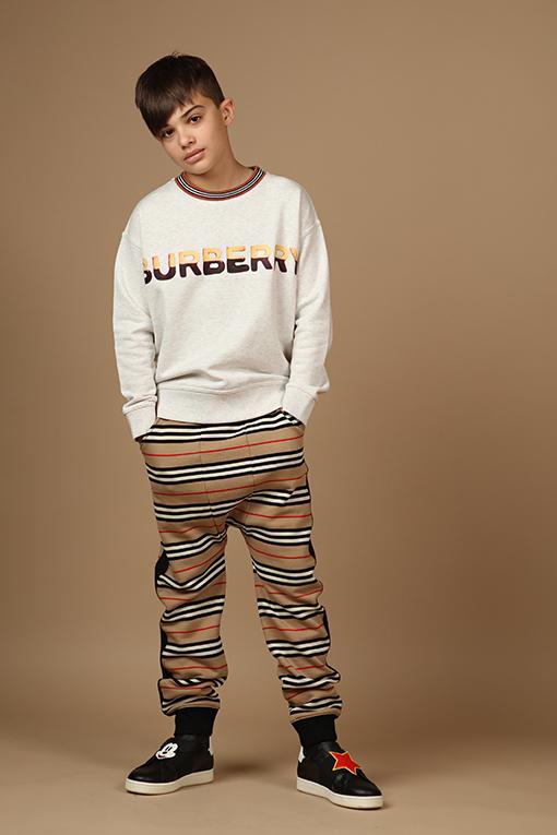 Vêtements Garçon Burberry
