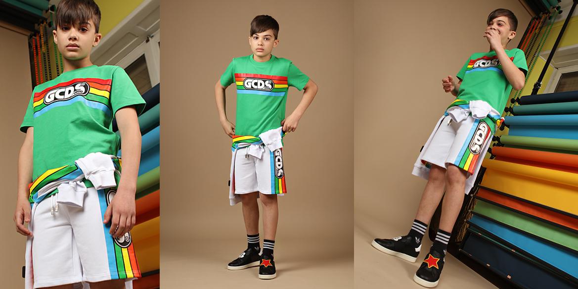 Vêtements Garçon GCDS