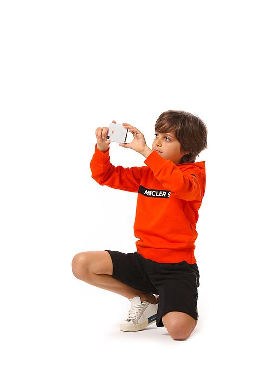 Vêtements Enfant Moncler pour Garçon