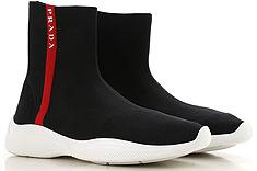 66c1dff87d797e Chaussures Prada Femme: Chaussures Sport, Escarpins et Sneakers ...