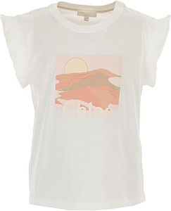 Chloe T-Shirt Bambina - Spring - Summer 2021