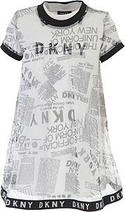 DKNY Girls Dress - Spring - Summer 2021