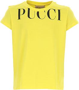 Emilio Pucci T-Shirt Bambina - Spring - Summer 2021