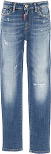 Dsquared Jeans Bambina - Spring - Summer 2021