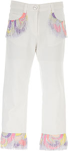 Emilio Pucci Jeans Bambina - Spring - Summer 2021