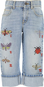 Gucci Jeans Bambina
