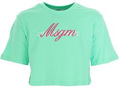 MSGM T-Shirt Bambina - Spring - Summer 2021