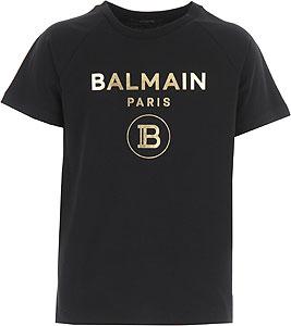 Balmain T-Shirt Bambina - Spring - Summer 2021
