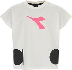 Diadora T-Shirt Bambina - Spring - Summer 2021