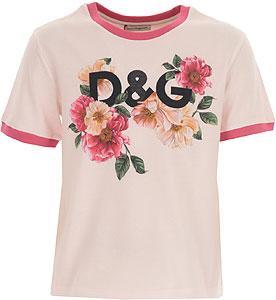 Dolce & Gabbana T-Shirt Bambina - Spring - Summer 2021