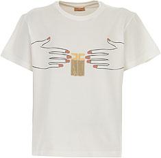 Elisabetta Franchi T-Shirt Bambina - Spring - Summer 2021