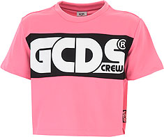 GCDS T-Shirt Bambina - Spring - Summer 2021