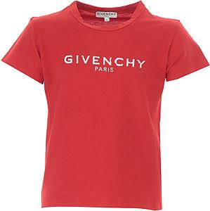 Givenchy T-Shirt Bambina - Spring - Summer 2021